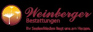Weinberger Bestattungen in Schalksmühle